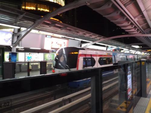 BTS アソーク駅