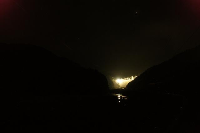 蛍の光跡-1