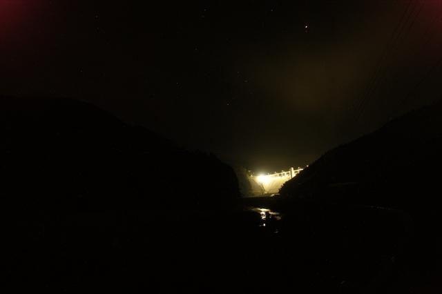 蛍の光跡-2