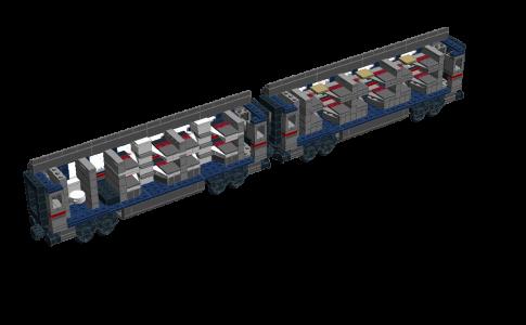 Nightjet liegewagen