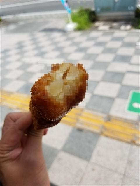 20180819_120929_R ソースかな、シナモンを強く感じる。芋が甘い
