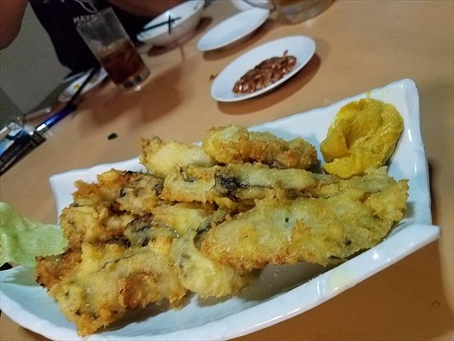 20180826_155623_R 牡蠣の天ぷら、塩味