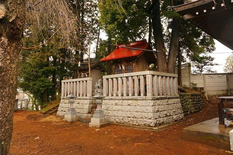 03 大塚八幡神社稲荷社