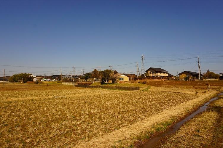 09 上河内一本松古墳周辺遠景