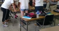 土曜日本語教室の百人一首