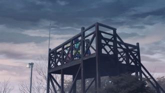 ラブライブ!サンシャイン!! 聖地巡礼 伊豆の国パノラマパーク(展望台)