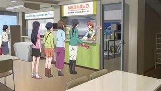 ラブライブ!サンシャイン!! 聖地巡礼 伊豆・三津シーパラダイス 軽食コーナー