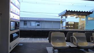 ラブライブ!サンシャイン!! 聖地巡礼 根府川駅