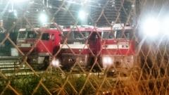 EH500-1と3次車2機
