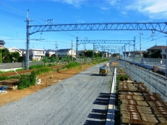 高柳駅船橋側