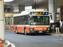 東武バスCE6023号車