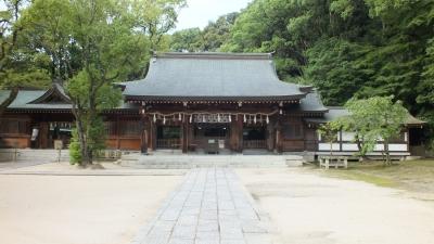 四条畷・拝殿