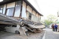 地震による倒壊
