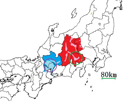 武田 距離