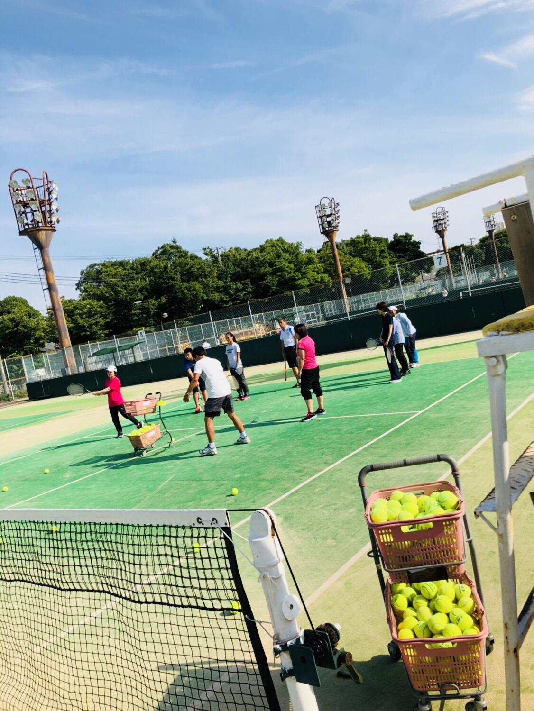 テニス同好会300702