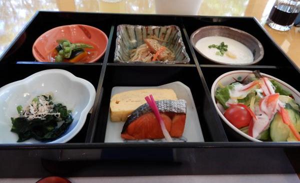 十和田ホテル朝食