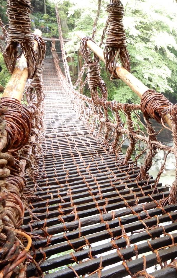 祖谷のかずら橋4