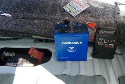 バッテリー補充電06