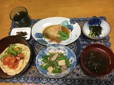 2018612夕飯