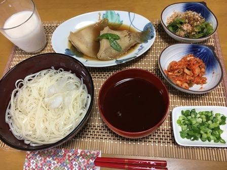 2018613夕飯