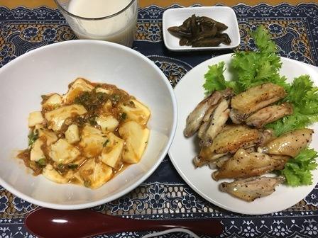 2018614夕飯