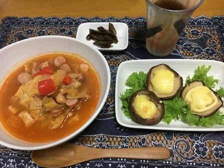 2018615夕飯