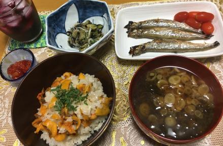 20180910夕飯