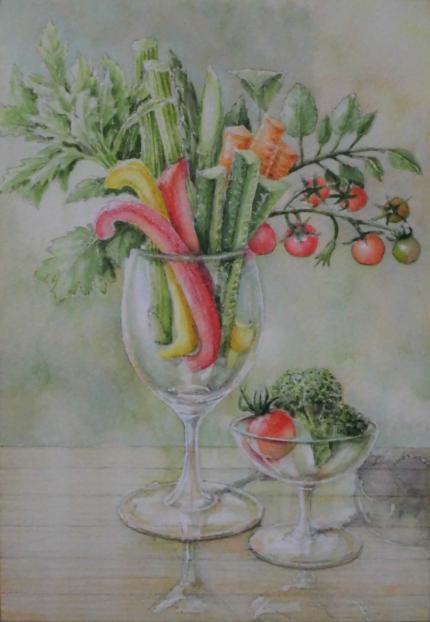 野菜スティック 1808