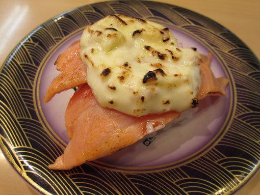 サーモンマヨチーズ