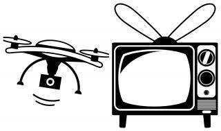 ドローン&TV
