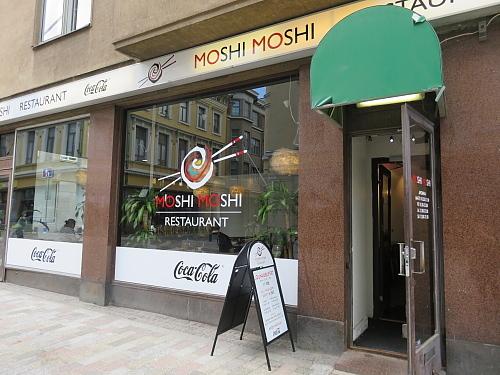 フィンランド ヘルシンキ もしもし寿司