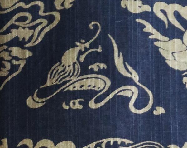 龍の浴衣①