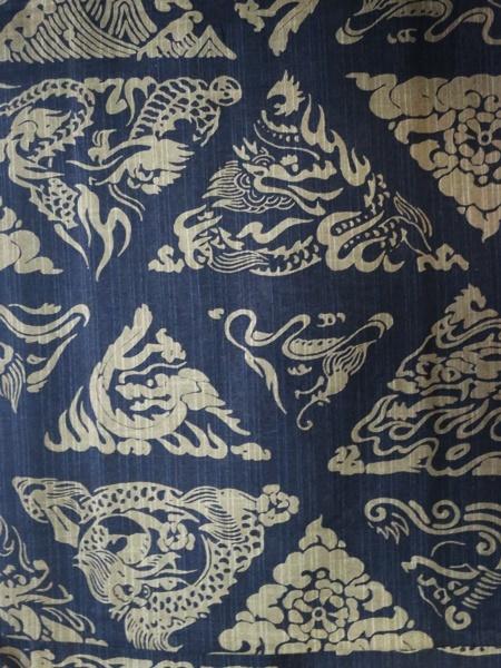 龍の浴衣④