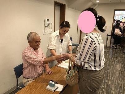岩合さんの写真展&サイン会 007