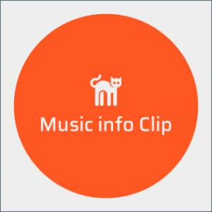 Music info Clip