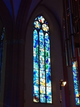 Staind Glass 1