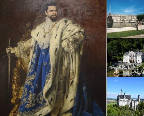 ルートヴィヒ二世のお城を制覇!