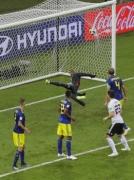 ドイツ逆転ゴール