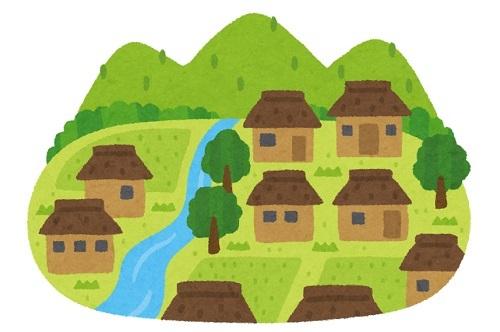 日本で一番有名な村と言えばwwwww