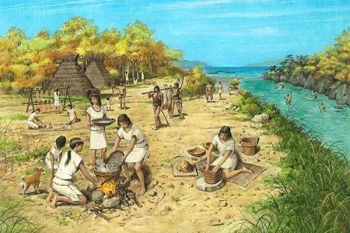 縄文時代の男性、上腕骨の太さがハンパないwwww