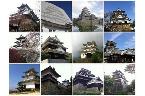 旅好きが選ぶ!日本の城ランキング2018、2位は京都「二条城」、1位は?
