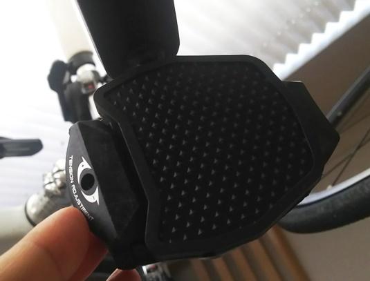 SPD-SL用フラット・ペダルプレート