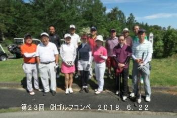 23kaiゴルフ350