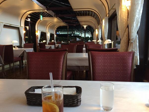 鉄道博物館 カフェ