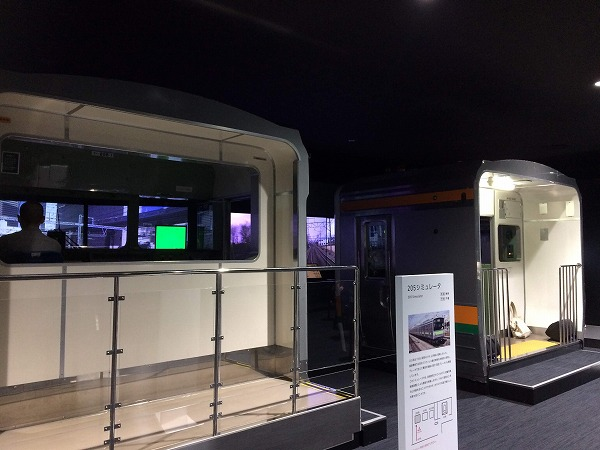 鉄道博物館