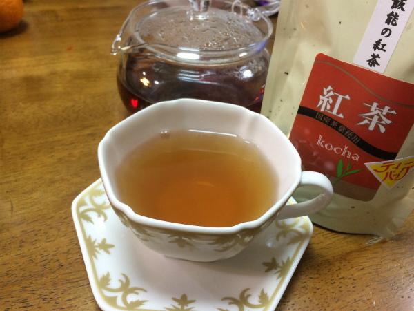 飯能 紅茶