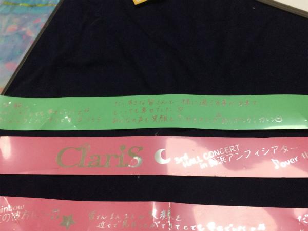 ClariS 舞浜 ライブ