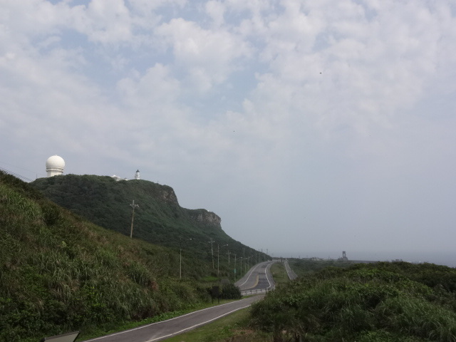 景色の良い道路