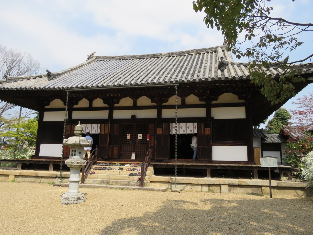 s-海龍王寺 本堂