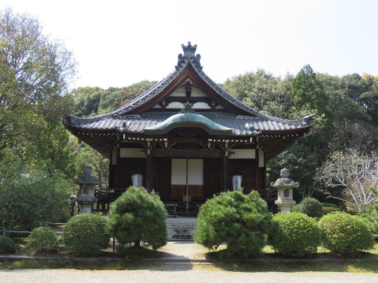 s-秋篠寺 大元堂